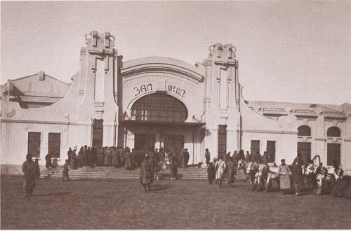 Курский вокзал видео 1918 г. Курский вокзал история и фото.