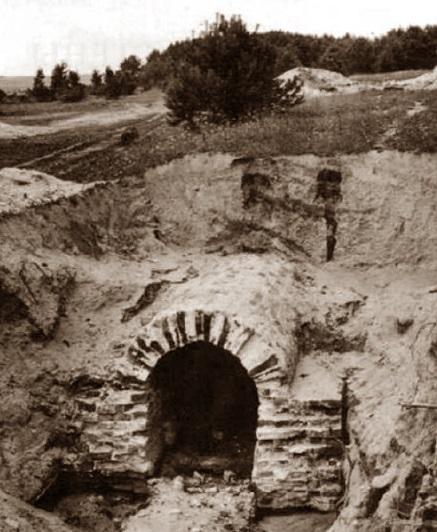 Мытищи и окрестности (Кинохроника и галерея старых фото) Екатерининский водопровод нач 20 века