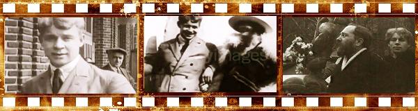 Сергей Есенин. Кинохроника (1918-1922 гг.). Смотрите видео онлайн.