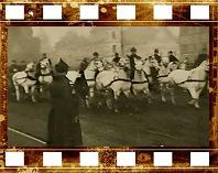 Красная площадь. Парад 7 ноября 1922 года. Кинохроника.