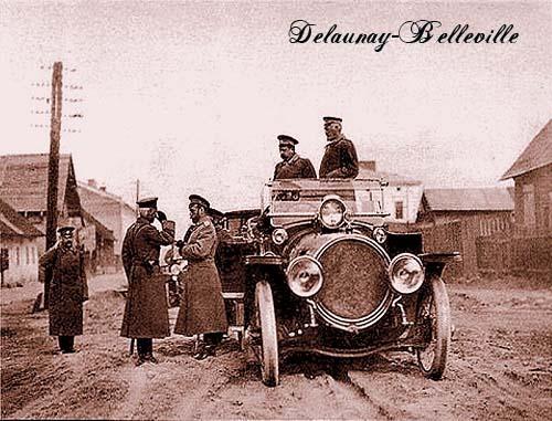 delaunay-belleville. Ретро фото и видео. Первые автомобили в России. Кинохроника прошлого века. Императорский гараж.
