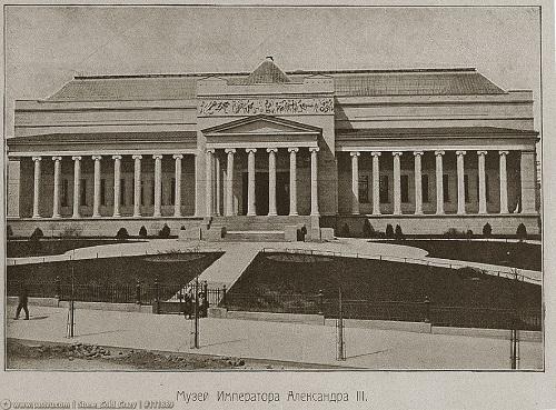 Пушкинский музей в 1912 году. Пушкинский музей на Волхонке. История пушкинского музея и кадры кинохроники 1927 года.