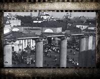 Арбатская площадь 1927 г кинохроника