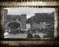 Московский зоопарк кинохроника 1927