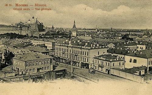 Волхонка в 1900 году. Пушкинский музей на Волхонке. История пушкинского музея и кадры кинохроники 1927 года.