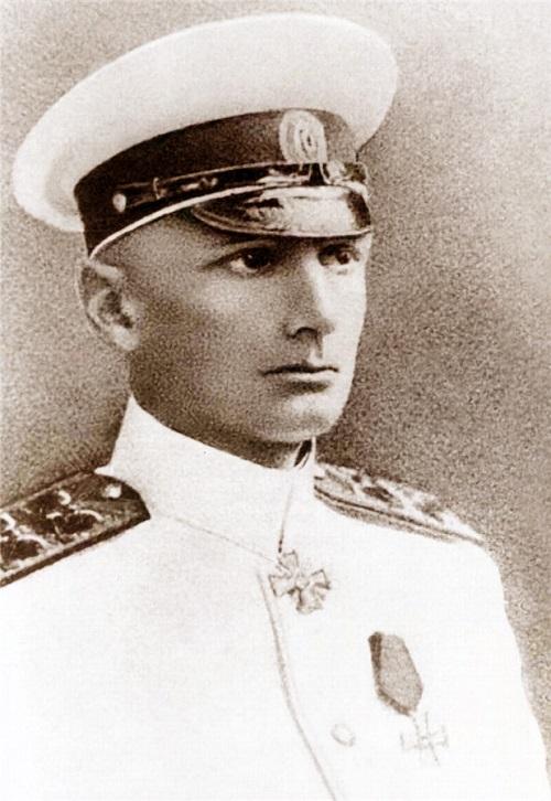 А.В. Колчак в кинохронике в 1918-1919 годах