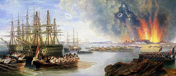 Война в Крыму