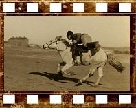 Кинохроника. 1919. Хабаровск. Казачий отряд
