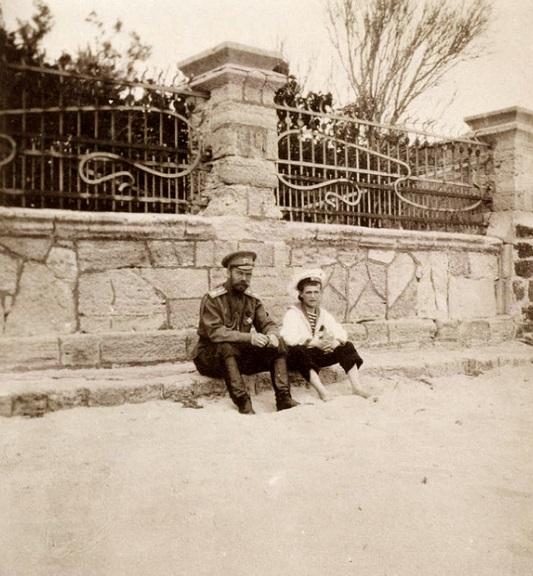 Евпатория в кинохронике 1916 г.