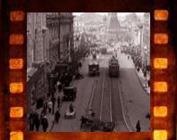Лубянская площадь и Мясницкая улица в 20-х гг. XX века. История Лубянки и Мясницкой улицы.