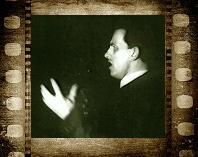 Маяковский в кинохронике