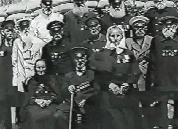 Ветераны Крымской войны 1853-1856 гг.