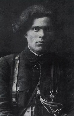 Нестор Махно видео 1919 года. Фото и история.