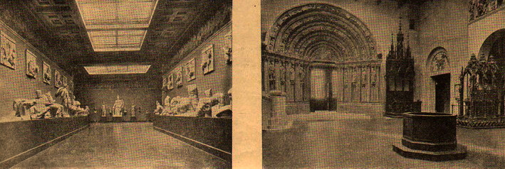 Пушкинский музей и старые вырезки из газеты ИСКРЫ 1912 год +кинохроника 1927 года