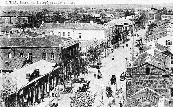 Орша. Ретро фото и видео. г. Орша. Возвращение беженцев на оккупированные немцами земли. Вокзал в Орше. 1918 год.