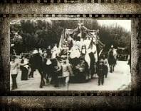 Екатеринодар (Краснодар). Молебствие о даровании победы русскому оружию. 1914 год