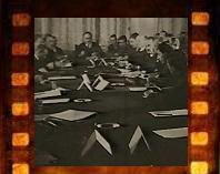 Конференция прибалтийских стран по разоружению. Москва. Кинохроника 1922 г.