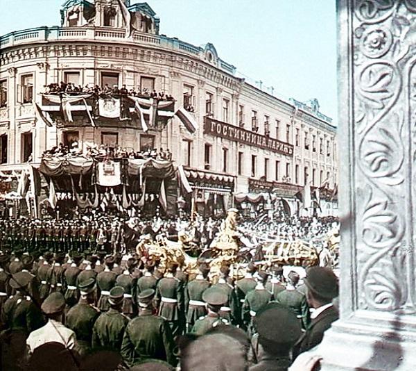 Париж. Тверская улица в конце XIX века. Фильмы 1896 года