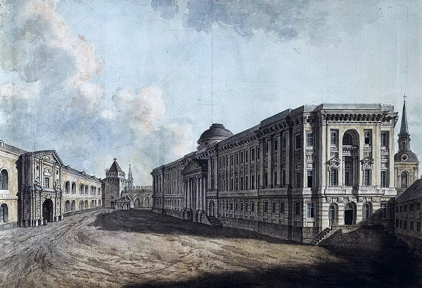 Алексеев. Арсенал 1802