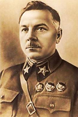 К.Е. Ворошилов. Видео 20-х гг. XX в.