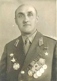 К. Я.Самсонов 1970 год